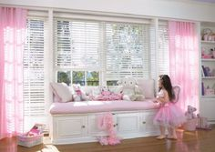 pink kids bedroom