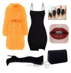 """""""look for woman"""" by dashulekasanenko on Polyvore featuring Saks Potts and Miss Selfridge"""