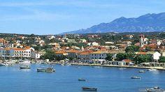 Novalja http://www.e-kroatien.de/kvarnerbucht/novalja #kroatien #istrien #adria
