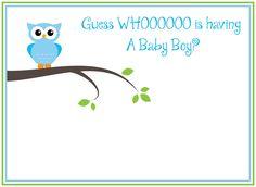 Free printable owl baby shower invitations other printables free printable owl baby shower invitations filmwisefo