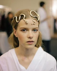 Valentino Just Reimagined the Headband in the Most Beautiful Way Possible | allure.com