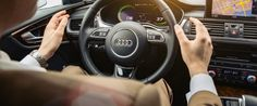 """RE Audi Pilot: """"90 percent of accidents are caused by the driver. We want ultimately to offer a safety system that reduces this."""" [Article]"""