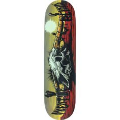 Blind Cody McEntire Resin 7 Longhorn Deck - now at Warehouse Skateboards! #skateboards #whskate