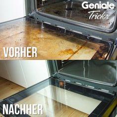 >>Ofen reinigen<< Du brauchs