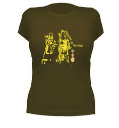 Camiseta Barcelona es una Festa groc - nº 621773 - Gominolas