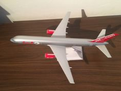 Jet2.com B757-200 England United Kingdom Airline Company,Model Aeroplane 1,150 Scale Plastic Airfix/Skymarks,Reg Number G-LSAA,Plane Measurements 31 1/2 cm,Width wing tip to wing tip 25 1/2 cm