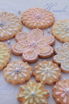 Great cookie decoration idea