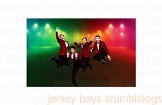 Jersey Boys, Movie Posters, Movies, Art, Art Background, Films, Film Poster, Kunst, Cinema