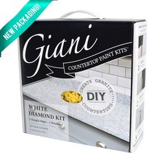 White Diamond Kit - Giani Countertop Paint