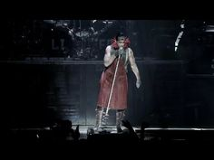 O M G....I'm in a state of #RAMMSTEIN ecstasy right now!  Rammstein - Rammlied (Live from Madison Square Garden) - YouTube