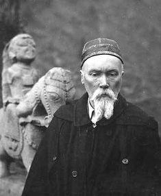 Mystic, philosopher, explorer, and painter Nicholas Roerich