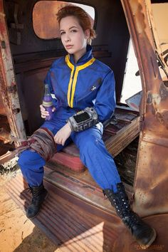 nice fallout girlie