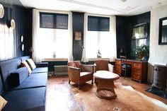 living room from the 17. century with vintage furniture/my home is my horst.de