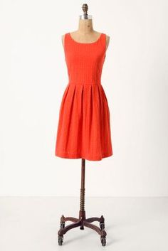 Torchon Embossed Ponte Dress by Deletta