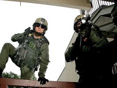 The FBI Hostage Rescue Team is one of three Tier One units in the government. The other two are Delta Force and SEAL Team Six.