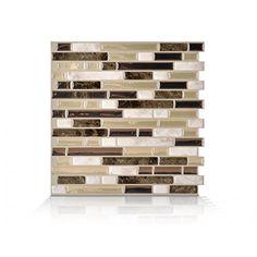 Vinyl Wall Tiles, Self Adhesive Wall Tiles, Decorative Wall Tiles, Mosaic Wall Tiles, Glass Tiles, Peel Stick Backsplash, Backsplash Ideas, Kitchen Backsplash, Smart Tiles