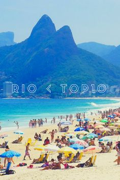 Top Things to Do in Rio de Janeiro Brazil. Copacabana Beach, Ipanema, Sugar Loaf Mountain, Metropolitan Cathedral of Saint Sebastian, Niterói Contemporary Art Museum, Oscar Niemeyer, Botafogo, Lapa District, Christ the Redeemer, Carioca Landscapes between the Mountain and the Sea. Brazil Travel and alternatives to Rio Carnival Party ideas ☆☆ Rio Travel Guide / Bucket List Ideas Before I Die By #Inspiredbymaps ☆☆