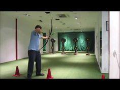 Shoot shoe shooby dooby doop archery