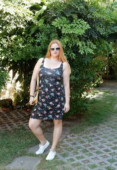 Look do dia: floral casual