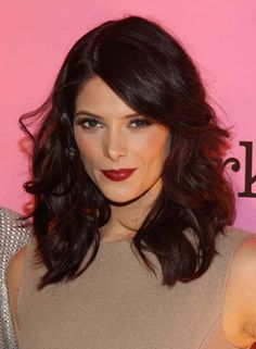 medium hairstyles ashley greene - Google Search
