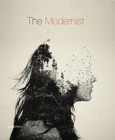 I extremely like this design, in the sense it uses photo-manipulation, where the angled view of the woman is combined with some buildings. The type for the title fit perfectly in my opinion because it is a very sophisticated font with very little line weight which adds to the futuristic feel.