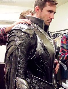 BTS LeePace Thranduil. -- I think my heart just stopped...