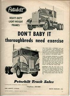 Peterbilt Ad Plus Rv Truck, Train Truck, Truck Art, Big Rig Trucks, Trucks For Sale, Cool Trucks, Pickup Trucks, Semi Trucks, Peterbilt 359