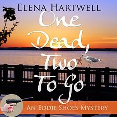 """""""A thoroughly enjoyable story, well written with fresh and interesting characters, hopefully this is the first of a nice long series.""""  ONE DEAD, TWO TO GO by Elena Hartwell 