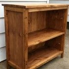 Customized Kentwood Bookshelf - Do It Yourself Home Projects from Ana White. Bookshelf for the girls room? Bookcase Plans, Bookshelves Diy, Diy Wood Projects Furniture, Wood Bookshelves, Furniture Plans, Diy Bookshelf Plans, Furniture Projects, Intarsia Wood Patterns, Woodworking Furniture Plans