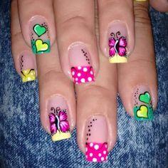 Alegres uñas
