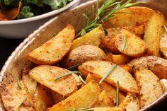 Pommes de terre à la grecque...un accompagnement que l'on adore