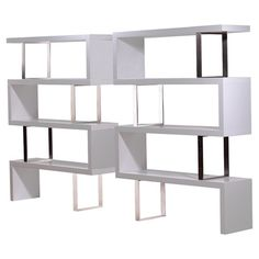 Found it at AllModern - Pearl Bookcase in White