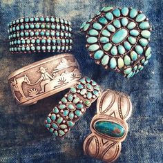 Baby blues Sneak peek from spring exhibitor Gypsy Hunter of the treasures to be found at our show this Saturday tickets still available at a discounted price www.itsacurrentaffair.com