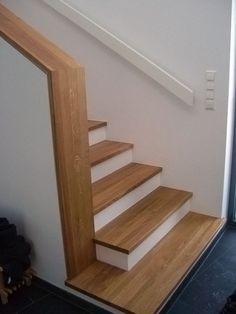 Treppe …: