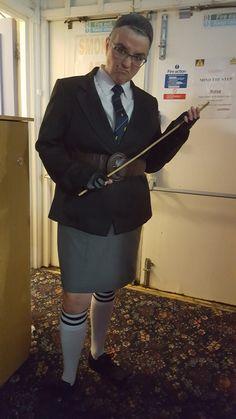 Miss Trunchbull Matilda fancy dress costume  sc 1 st  Pinterest & Miss Trunchbull Principal Costume from Matilda Movie | Matilda ...