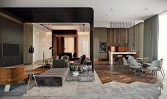 OKO Apartment by Tolko Interiors