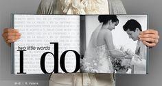 Make a Wedding Photo Book | Blurb