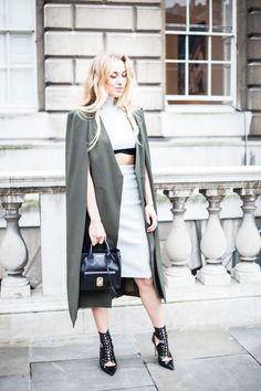 Street Style at London Fashion Week #LFW