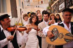 Tradições do casamento Grego
