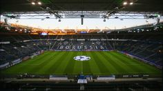 Borussia-Park Uefa Euro 2016, Euro 2012, Led Flood Lights, European Football, Power Led, Uefa Champions League, Long Distance, Continents, City Photo