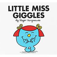 Little Miss Giggles - Little Miss Classic Library