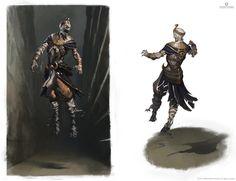 ArtStation - Mortal Kombat X - Pharaoh Ermac, Aron Elekes