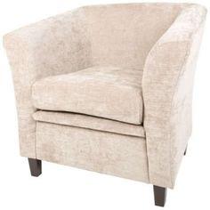 York Sherlock Mink Tub Chair