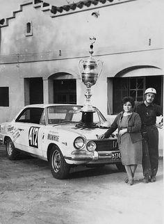 Coupe IKA Torino 380 1967