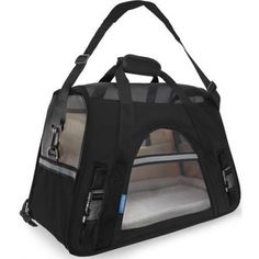 OxGord Soft Sided CatDog Pet Carrier 2015 Design Large Royal Blue PTCR01LGBK * Check out this great product.
