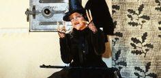 Julia McKenzie as the Witch in the Original London Cast