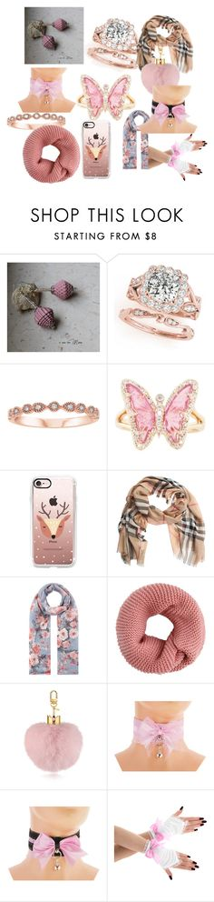 Lovely https://www.etsy.com/shop/FashionForWomen?ref=hdr_shop_menu by aven-karen on Polyvore featuring Luna Skye, Burberry, Accessorize and Casetify