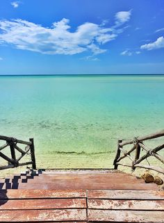 Incredible travel photos from the enchanted island of Isla Holbox off the coast of Cancun, Mexico. You must see this island once before you ...