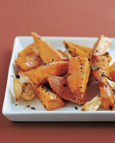 Sweet-Potato Wedges - Martha Stewart Recipes