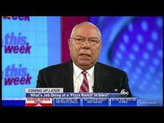 Colin Powell This Week Abc. Colin Powell On Selma, Ferguson, Clinton Emails